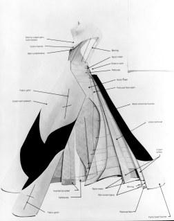 Drawing by Bill Wilkinson (1982)