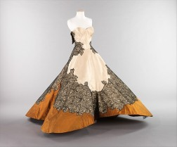 Clover Leaf Gown (1953)